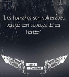 Los humanos ...