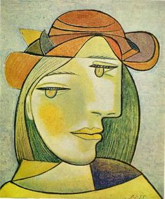 Pablo Picasso was born on October 1881 in Malaga, Spain. He was the first child of Don Jose Ruiz y Blasco, an art teacher, and Maria Picasso y Lopez. At an early age Pablo showed an interest in. Kunst Picasso, Art Picasso, Picasso Paintings, Pablo Picasso Artwork, Picasso Style, Portrait Picasso, Cubist Portraits, Art Visage, Art Moderne