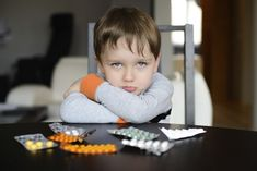 Why Are So Many Toddlers Taking Psychiatric Drugs? - WSJ