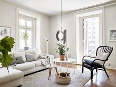 A calm Swedish home in the heart of Gothenburg