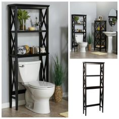 P An easy and elegant way to maximize your bathroom s available