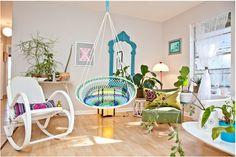 Jeito Simples de Ser: Decore sua casa com plantas