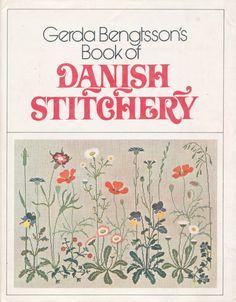 Gallery.ru / Фото #1 - Gerda Bengtsson's Book of Danish Stitchery - Mosca