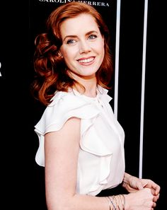 Amy Adams her hair is so gorgeous