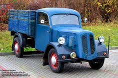 Framo V 500 Pritschenwagen - Baustart 1938 - Deutschland - fotografiert am 10.11.2012 im Land Brandenburg - Copyright @ Ralf Christian Kunkel