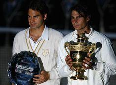 Rafa Nadal 2008 Wimbledon Champion Vamos!