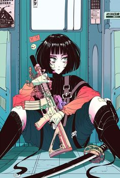 Cyberpunk Wonderland, a look at Vinne As a child, I grew up watching the anime series Dragon Ball Z. One summer, in particular, I would spend all day swimming then spend the night watching and playing Cyberpunk Kunst, Cyberpunk Girl, Cyberpunk Anime, Cyberpunk Fashion, Cyberpunk 2077, Cyberpunk Tattoo, Manga Art, Manga Anime, Anime Art