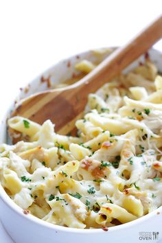 Baked Chicken And Broccoli Alfredo Recipe.Chicken Alfredo Baked Ziti Gimme Some Oven. Chicken And Broccoli Pasta Dinner A Quick And Easy 20 . Home and Family Chicken Ziti, Chicken Alfredo, Baked Chicken, Broccoli Alfredo, Oven Chicken, Grilled Chicken, Baked Pasta Recipes, Chicken Recipes, Cooking Recipes