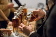 Whisk(e)y bars that treat drinking like the competitive sport it is.