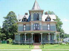 Victorian Eastlake Style