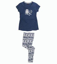 Owl pijama - Baglyos pizsama a kényelemes éjszakákért.