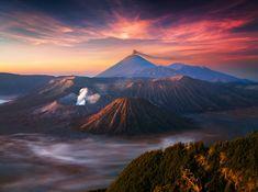 Bromo Mountain , East jawa , İndonesia by İlhan Eroglu