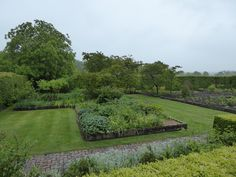 Photograph by Clare Coulson from Long Barn: Vita Sackville-West's Starter Garden.