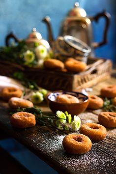 Yerbabuena en la cocina: Rosquillas de anís