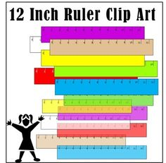 Ruler Clip Art Free for Commercial Use