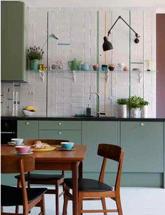Isabelle McAllister's kitchen