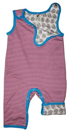 loud + proud - Kinderkleidung und Babykleidung aus Biobaumwolle - Wendestrampler