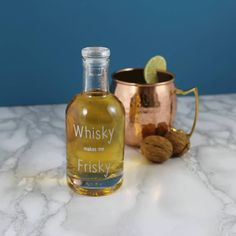 I've just found 'Whisky Makes Me Frisky' Funny Decanter. A cheeky glass decanter great for those who love their whisky.. £23.00