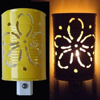 HOME DZINE Craft Ideas | Canned light
