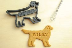 Because every pet deserves homemade treats made with a custom cutter.