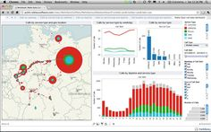 Tableau Public data visualisation and interactive dashboard on German politician's phone call data. Interactive Dashboard, Data Dashboard, Interactive Timeline, Pure Data, Visual Analytics, Data Visualization Tools, Business Intelligence, Market Research, Storytelling