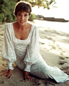 Julie Andrews. This woman is the epitome of talent