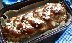 Vánočka podle Lidky G. – Vůně chleba Challa Bread, How To Make Bread, Bread Baking, Doughnut, French Toast, Tasty, Favorite Recipes, Breakfast, Sweet