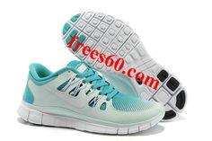 Cheap Nike Air Max, Nike Free Run Online Shop Womens Nike Free Sport Turquoise White Fiberglass Shoes [Nike Free 2014 -