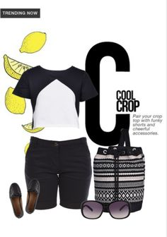 Exclusive Look by Malavika Trending Now, Black Shorts, Black Sandals, Vip, Black Tops, Cool Stuff, Stuff To Buy, Scrap, Pairs