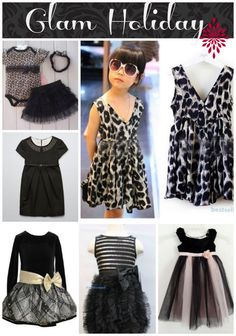 Holiday Dresses for Little Girls - Savvy Sassy Moms #FOLLOWITFINDIT