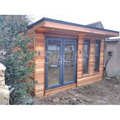 insulated Garden room 4 x 4 meter garden room in Frome