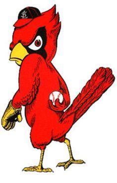 Fredbird   cardinals.com: Fan Forum... FREDBIRD'S STORY