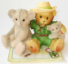 Heidi´s Cherished Teddies Galerie: FRANK - You Make Everyday An Outback Adventure (4003884)