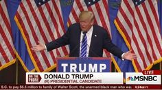 Full Video: Donald Trump MSNBC Morning Joe Live Interview on Polls, Afghanistan, and More