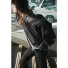 adidas Originals by White Smoke TT ※税抜価格 Yamamoto, Adidas Originals, Korean Fashion, Leather Jacket, My Style, Jackets, Photography, Smoke, Girls