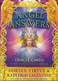 Angel Answers Oracle Cards: A 44-Card Deck and Guidebook ... https://www.amazon.com/dp/1401945902/ref=cm_sw_r_pi_dp_U_x_FcKLAb86F895T