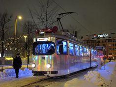 Helsinki (Kulttuuriratikka), via Flickr.
