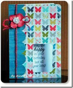 Birthday Card…