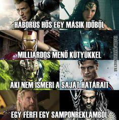 A legnagyobb hősök gyűjteménye Marvel Memes, Marvel Avengers, Marvel Comics, Funny Facts, Funny Jokes, Funny Drawings, Read News, Dc Universe, Haha