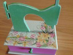 caja alajero costurero