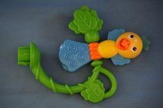 Baby Einstein Around World Exersaucer Parrot Bird Vine Tree Toy Replacement Part #BabyEinstein