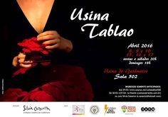 El Cajón Flamenco: Flamenco ao vivo em Porto Alegre no Usina Tablao