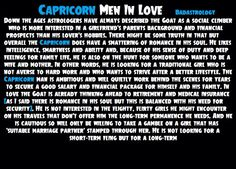 Signs A Capricorn Man Is Interested In You