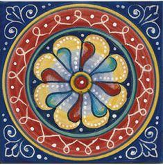 Deruta Ceramic Tiles Italian Majolica Tiles