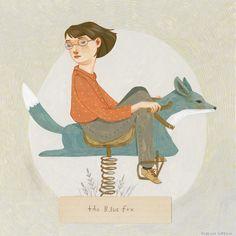 Rebecca Green « Illustration Friday