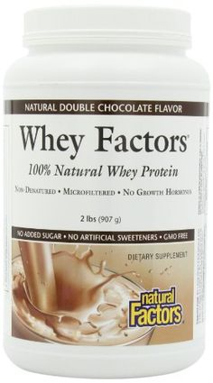 (Limited Supply) Click Image Above: Natural Factors Whey Factors - 2 Lbs - Natural French Vanilla Natural Protein Powder, Natural Whey Protein, Protein Blend, Isolate Protein, Growth Hormone, French Vanilla, Protein Sources
