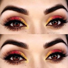 Easy Pretty Makeup Ideas For Summer ★ See more: http://glaminati.com/pretty-makeup-summer-ideas/ #makeupideaseasy