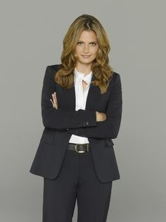 """Stana Katic Talks Season 8 (No spoilers) CASTLE - ABC's """"Castle"""" stars Stana Katic as NYPD Detective Kate Beckett. (ABC/Bob D'Amico) In a recent interview with Deadline Stana Katic talked about the. Castle Abc, Castle Tv Shows, Kate Beckett, Stana Katic Pregnant, Castle Season 6, Stana Katic Hot, Richard Castle, Attitude Is Everything, Celebs"""
