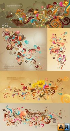 Abstract design element 2