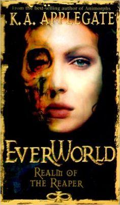 Realm of the Reaper (Everworld): Amazon.co.uk: Katherine Applegate: 9780590877602: Books